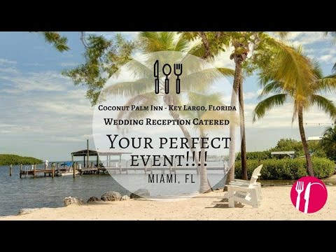 Coconut Palm Inn - Tavernier, Florida Keys Wedding.