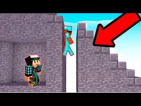 ТОЛЬКО 96% ЛЮДЕЙ ПОЙМУТ ЭТУ НУБСКУЮ ТРОЛЛИНГ ЛОВУШКУ В МАЙНКРАФТЕ! ТРОЛЛИНГ В MINECRAFT! TROLLING - Видео из Майнкрафт (Minecraft)