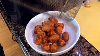 The Homemade Tater Tot: Bleu Cheese Tots