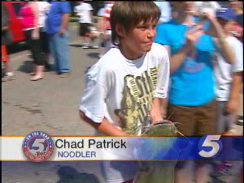 Pauls Valley Home To Noodling