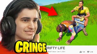 This Fortnite Youtuber Roleplayed Me