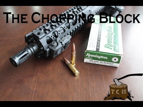 .300 BLK gel test:  Remington 120 gr OTFB