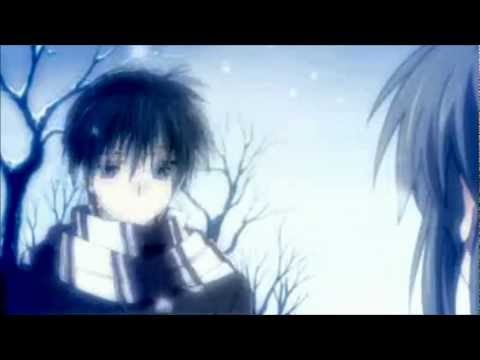 amv ☂ stand in the rain - clannad