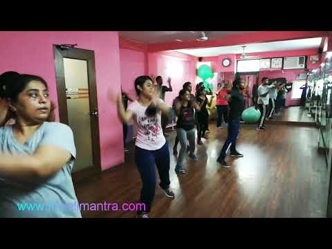 Zumba Dance Bollyfit | Bollywood Song | full body workout for weight loss