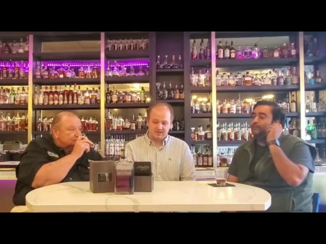 Episode 1: Mister Sam Tribute Whisky Tasting