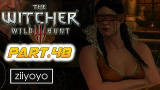 The witcher 3 wild hunt Gameplay Walkthrough Part 48 [1080p HD 60FPS PC ULTRA] - No Commentary
