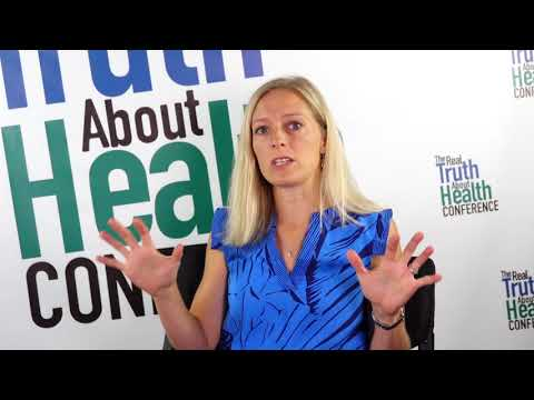 Beth Lambert - 2016 Offstage Interview on Disease and Chronic Child Illness