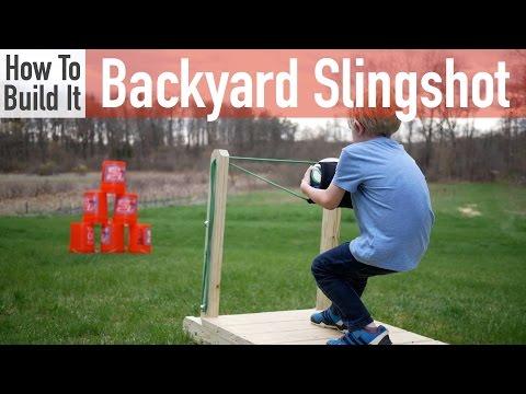 Backyard Slingshot