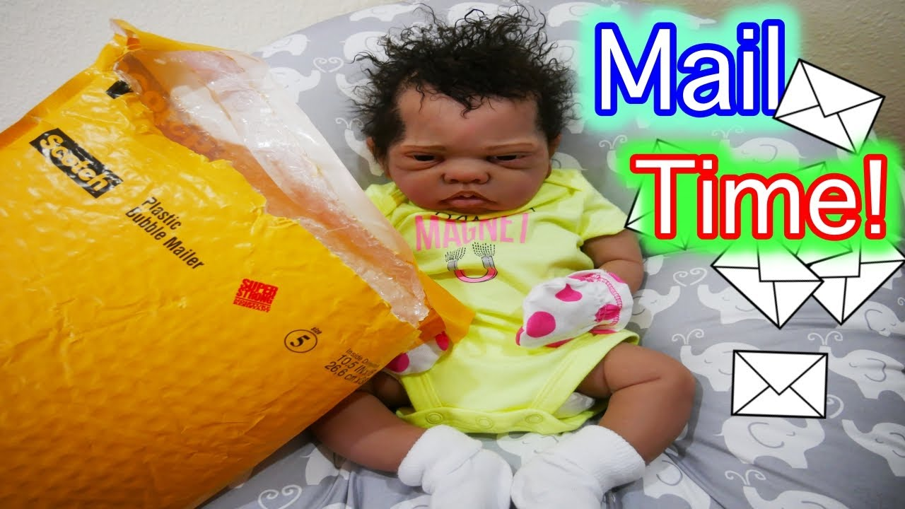 9cb169ea8 PO BOX Opening Gifts for Silicone Baby Dolls   Reborn Baby Dolls ...