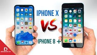 iPhone X và iPhone 8 Plus: Lựa chọn nào phù hợp với bạn?