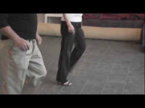 Tập nhảy cổ điển điệu Tango