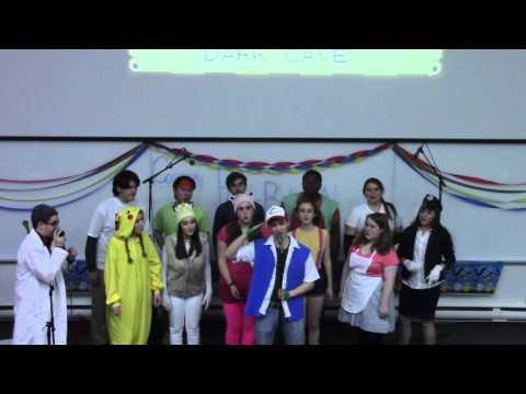 Pok-B-Mon: Fall 2015 Semester Show, Part II