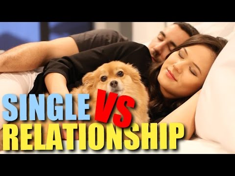 dating versus in a relationship