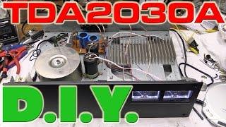 Video DIY TDA2030A HiFi power amplifier download MP3, 3GP, MP4, WEBM, AVI, FLV November 2017