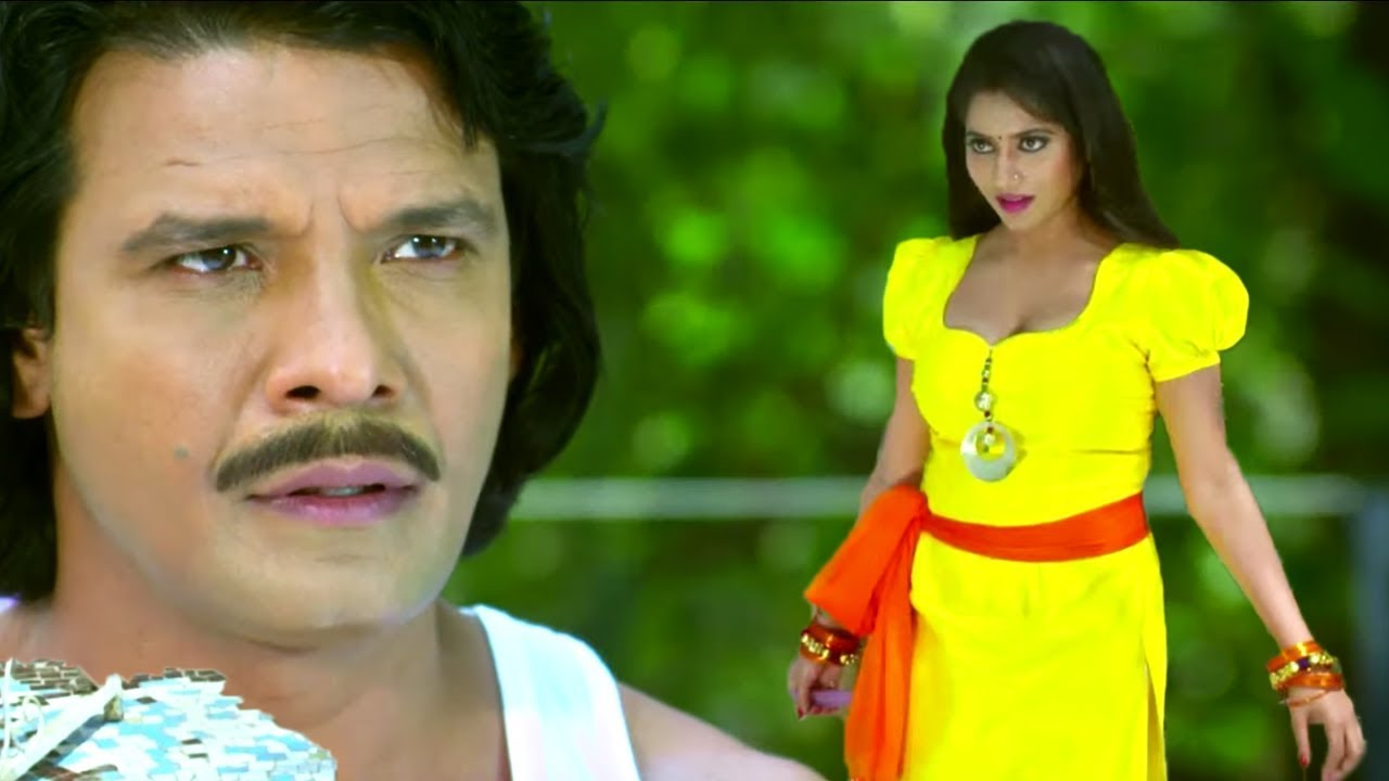 विराज भट्ट बेस्ट कॉमेडी रोमांस   2019   Bhojpuri Best Scene   Latest  Bhojpuri Video