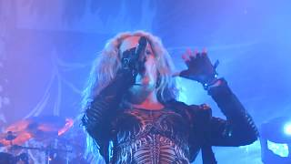 Arch Enemy Stolen Life Live In Houston Texas