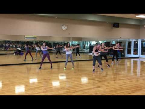 """Letter to the Editor"" by Thievery Corporation ft. Racquel Jones for dance fitness or Zumba"