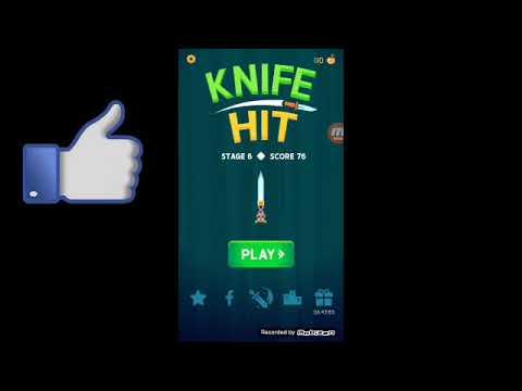 Knife Hit 1 часть