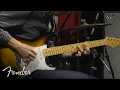 Eric Johnson Tests Out the American Vintage '56 Strat | Fender