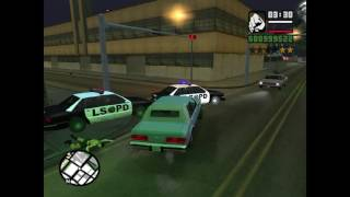 Gta San Andreas Mission 7 drive-by