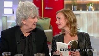 Jacques Higelin se confie - C à vous - 30/10/2015