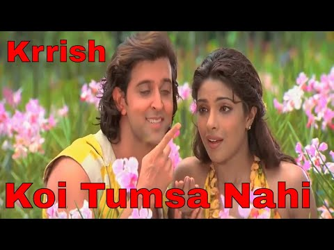 Koi Tumsa Nahi - Krrish (2006) Full Video Song *HD*