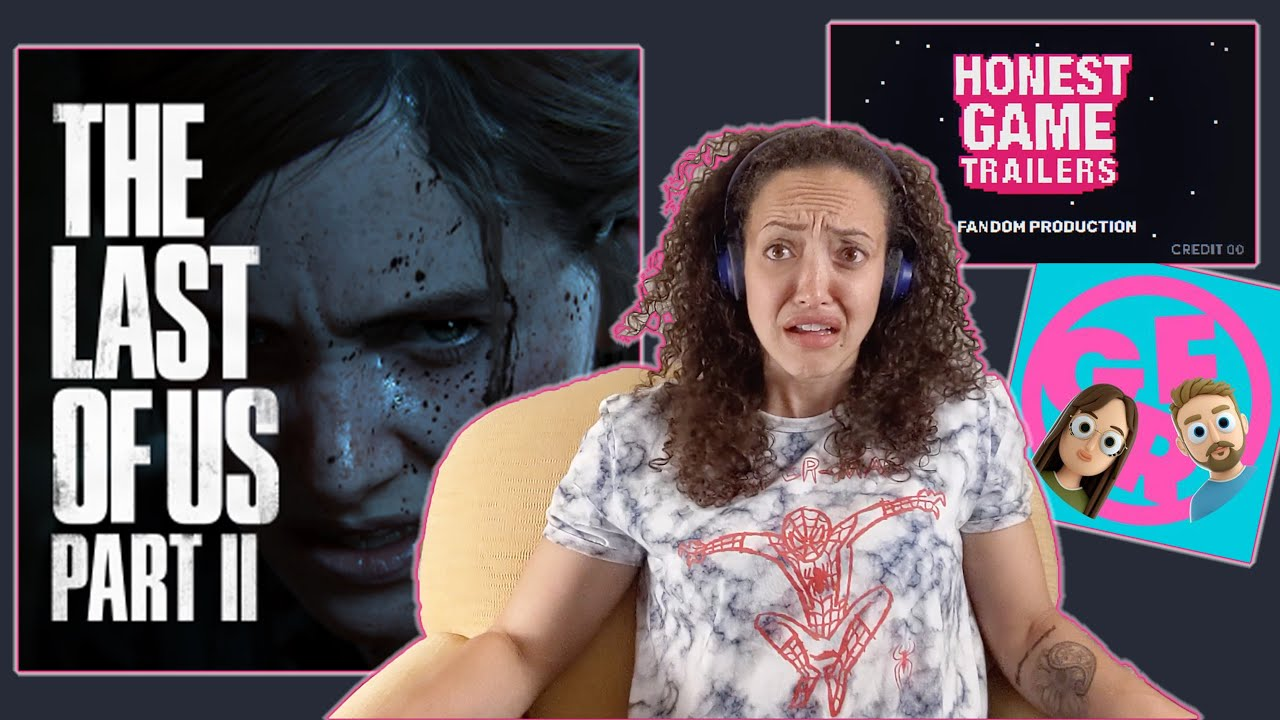 Download Non Gamer Watches #38 Last of Us 2 Trailer, Girlfriend Review, & Honest Game Trailer
