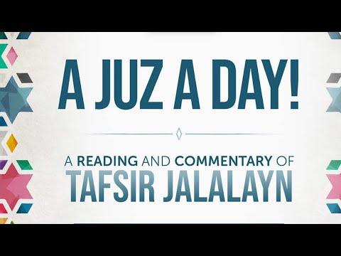 tafsir-jalalayn:-day-15---shaykh-ahsan-hanif