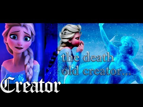 [RE-UPLOAD] FROZEN - FROZEN MADONNA Musical Movie 2014 ♫
