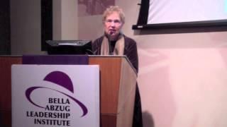Honoring Bella Abzug, BEIJING + 20 and BEYOND, part 1