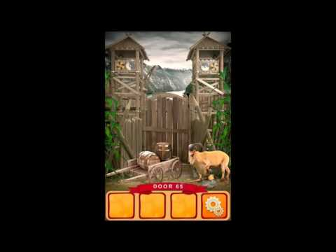 100 Doors World Of History 2 Level 65 Walkthrough