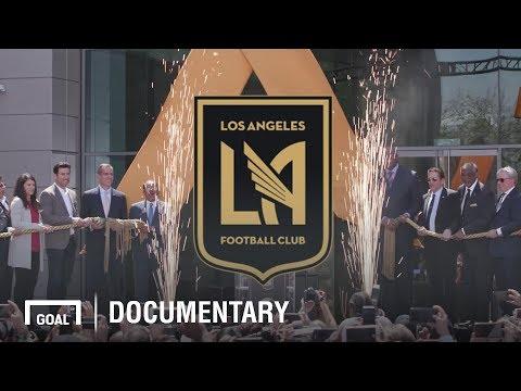 Los Angeles FC: A pro football team is born
