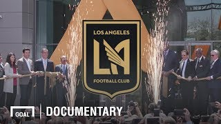 Los Angeles FC: A pro football team is born