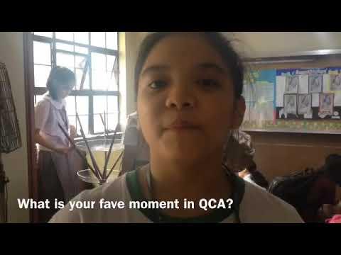 """Reminisce"" Quezon City Academy Promotional Ad"
