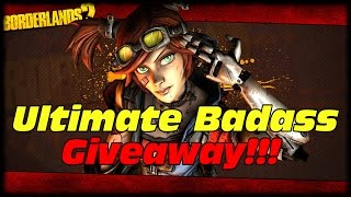 Mini Gaming PC Giveaway!!! Thank You Guys So Much!!! Borderlands 2 Ultimate Badass Giveaway!!!