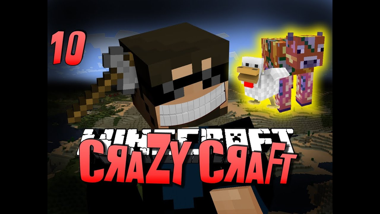 Minecraft Ssundee Crazy Craft   Ep