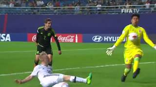 Match 16: Mexico v. Germany - FIFA U-20 World Cup 2017