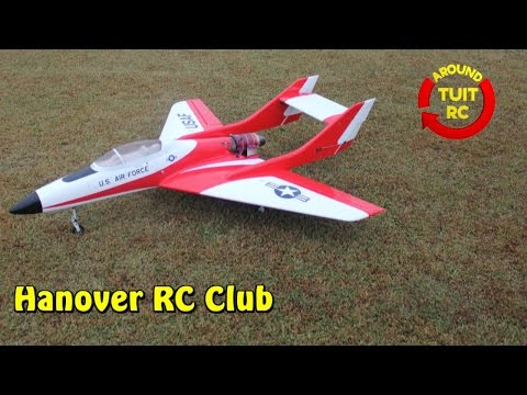 Hanover RC Flying Club Part 4. JETS!!!!! Around Tuit RC