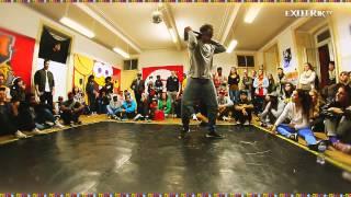 My Own Style Jam FINAL Vasco Alves vs Nimez GAGNAM-STYLE VS ELECTRO eXOTRik tv