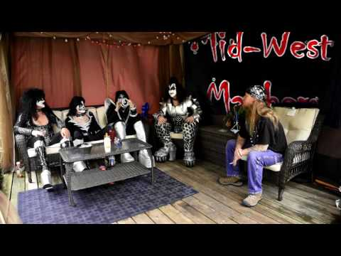 Mid-West Mayhem episode 2 featuring Kiss Live (Kiss Tribute Band)