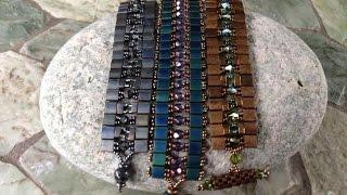 Spring Fling Cleopatra bracelet