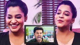 WOW: Abarnathi Reacts to Arya's Ghajinikanth Scenes