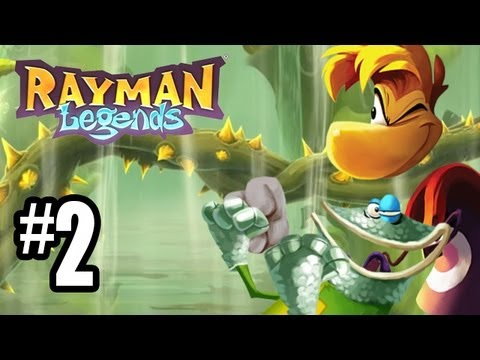 Rayman legends 2 скачать торрент