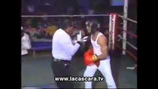 これはワロタwww世界最強悪魔のボクサーwww Greatest Boxer Ever ! LOL thumbnail