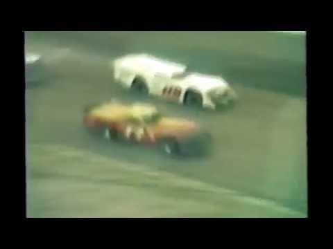 1985 races at Black Hills Speedway #58 Sportsman heat race