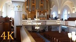 Savonlinnan Tuomiokirkko & sound of church bells