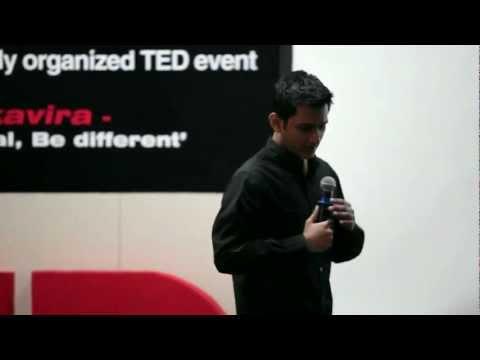 Starting from Scratch: Ashwin Ramesh at TEDxKCG