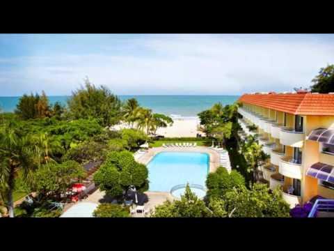 โรงแรม สวนบวกหาด ที่พักชะอำมีหาดส่วนตัว ติดทะเล
