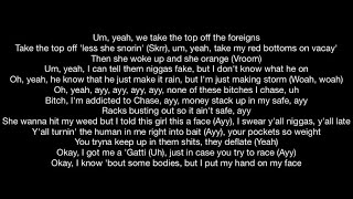 Lil Uzi Vert - I Can Show You (Official Music Video Lyrics)