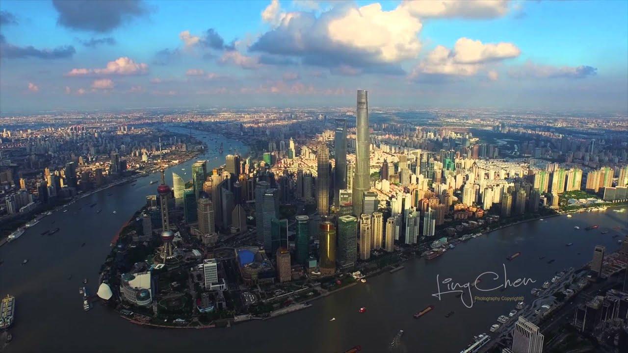 魔都魅影2 云端 (the Magic City Shanghai-above The Clouds) Youtube